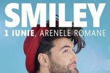 CONCURS: Castiga doua invitatii duble la concertul Smiley de la Arenele Romane!