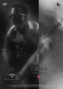 CONCERT: FiRMA - live & lansare de videoclip @ Club Control