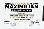 CONCURS: Castiga doua invitatii duble la concertul Maximilian din The Tube