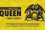 Castiga un meet & greet cu Queen & Adam Lambert