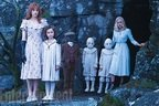 Miss Peregrine's Home for Peculiar Children- postere de personaj