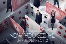 CONCURS: Castiga trei invitatii duble la filmul Now You See Me 2