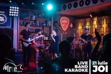 PARTY: Live Karaoke party w True Band & Laura Gherescu