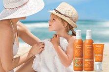 (P) Protectie solara SIGURA pentru tine si familia ta cu Avene Sun Care