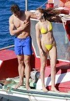 Dakota Johnson si Jamie Dornan filmeaza de zor pentru Fifty Shades Darker