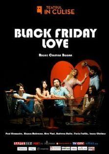 TEATRU: Black Friday Love @ In Culise