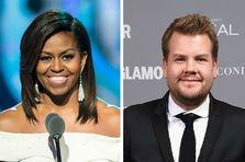Michelle Obama, aparitie surpriza la karaoke (video)
