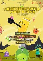 PARTY: The Biggest Rooftop Party in Town - a 4-a editie