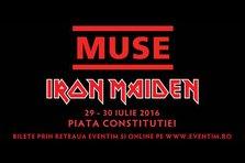 Cine canta in deschiderea concertului Muse de la Bucuresti!
