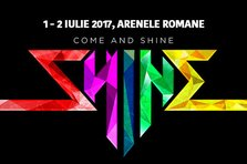 Primele nume confirmate la Shine Festival 2017!