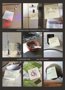 """TEATRU: """"Cine iubeste plateste"""" @ Godot Cafe"""