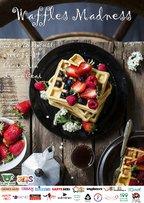 EVENT: Waffles Madness la Ceainaria La Un Ceai