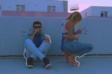 Alexandra Stan, Criss Blaziny - Au gust zilele (videoclip nou)