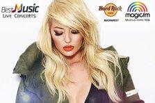 CONCURS: O invitatie dubla la concertul Delia din Hard Rock Cafe!