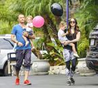 Megan Fox si Brian Austin Green au devenit parinti pentru a treia oara