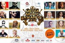 Iata ce artisti canta la Media Music Awards 2016!