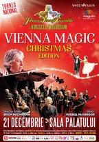 CONCERT: Johann Strauss Ensemble prezinta concertul Vienna Magic - Christmas Edition