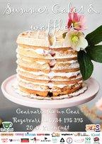 EVENT: Summer Cakes & Waffles @ Ceainaria La un Ceai