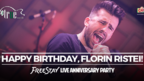 CONCERT: Happy Birthday, Florin Ristei @ True Club