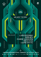PARTY: We Want Techno in the Forest @ Padurea Baneasa