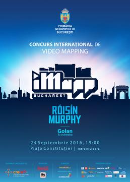 FESTIVAL: iMapp Bucharest - unul dintre cele mai mari spectacole de video mapping din lume