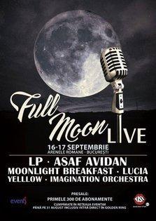 FESTIVAL: Full Moon Live la Arenele Romane