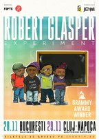 CONCERT: Pianistul american Robert Glasper concerteaza pentru prima data in Romania