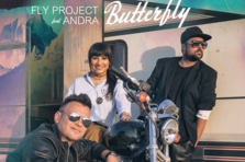 Fly Project feat. Andra - Butterfly (videoclip nou)