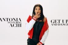 Antonia - Get Up and Dance feat. Achi (videoclip nou)