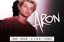 Aron - No One Like You (single artist nou)