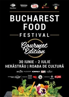 Bucharest Food Festival, la a doua editie