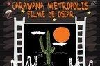 Caravana Metropolis la Brasov - filme de Oscar in aer liber in Piata Sfatului