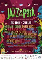Incepe saptamana Jazz in the Park la Cluj