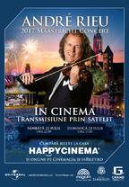 Andre Rieu Live In Maastricht 2017 - Transmisiune prin satelit la Happy Cinema Bucuresti