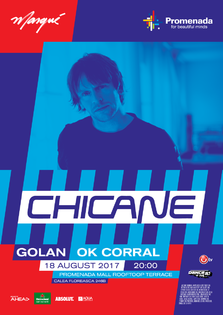 CHICANE, GOLAN si OK Corral la Promenada Mall