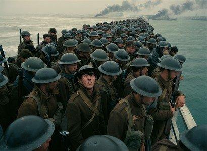 Christopher Nolan ia cu asalt cinematografele din 21 iulie cu DUNKIRK