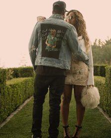 Prima poza cu Beyonce dupa nasterea gemenilor