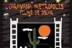 Caravana Metropolis la Timisoara - filme de Oscar in aer liber in Parcul Rozelor