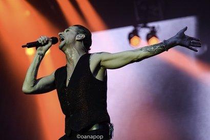 Depeche Mode @ Cluj-Napoca