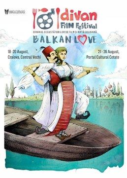 Balkan Love, tema editiei din 2017 a Divan Film Festival