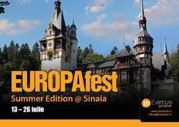 Start EUROPAfest Summer Edition