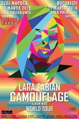 Lara Fabian revine in Romania