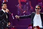 Maluma feat. Marc Anthony - Felices los 4 (live)