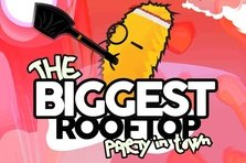 Castiga doua invitatii duble la The Biggest Rooftop Party 2.1