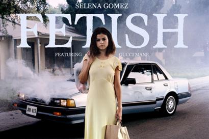 Selena Gomez - Fetish feat. Gucci Mane (piesa noua)