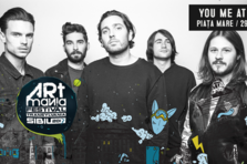 "You Me At Six: ""Niciunul dintre noi n-a mai fost vreodata in Romania!"