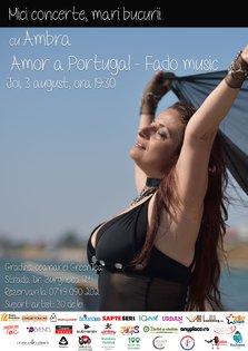 Amor a Portugal - Concert AMBRA (Fado music)