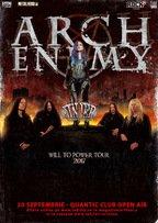 Arch Enemy si Jinjer la Bucuresti: Golden Circle este Sold Out !