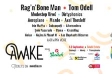 Transport direct pana la AWAKE Festival