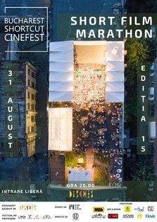 Rooftop cinema: Bucharest ShortCut Cinefest